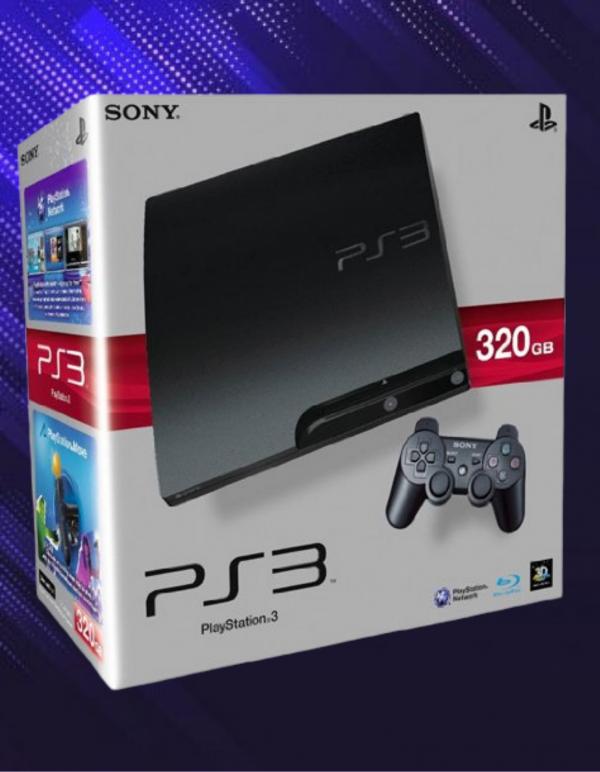 Playstation 4 320GB