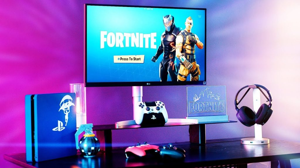 Playstation 4 setup gamer
